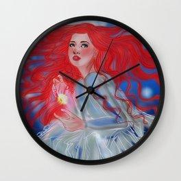 Lettie Wall Clock