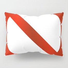 prohibition signal Pillow Sham