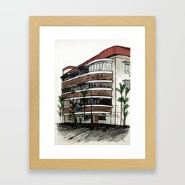 78 Yong Siak Road Framed Art Print