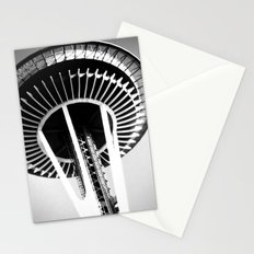 Seattle Space Needle Stationery Cards