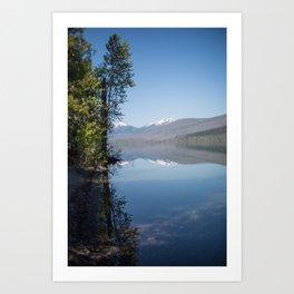 Reflect on the World Art Print