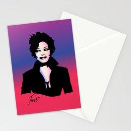 Janet Jackson - Janet - Pop Art Stationery Cards
