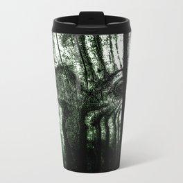 Freak in a tree Travel Mug