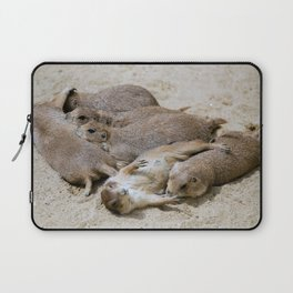 Prairie dog love Laptop Sleeve