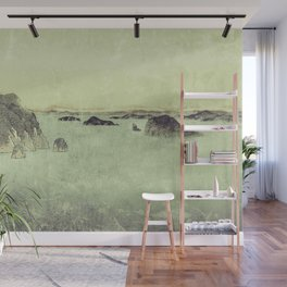 Long Ways to Inchen Wall Mural