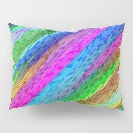 Colorful digital art splashing G478 Pillow Sham