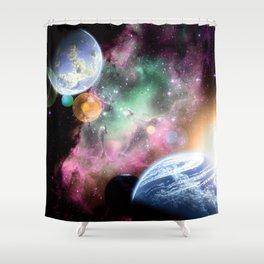 Dawn Sisters Shower Curtain