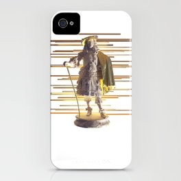 Gold Series-Stand Strong iPhone Case