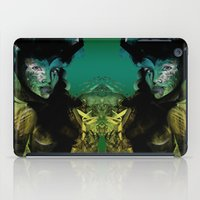 angel iPad Cases featuring Angel by Irmak Akcadogan