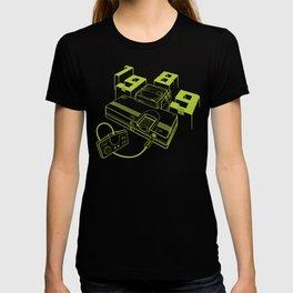 TurboGrafx-16 Line Art Console T-shirt