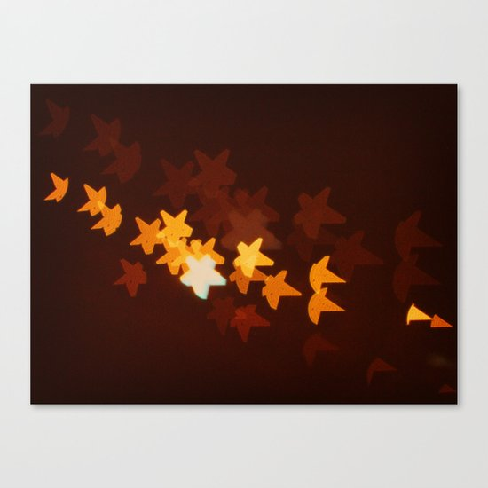 Starry Starry Night Canvas Print