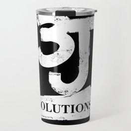 3J Solutions llc Travel Mug