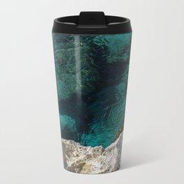 Cyprus Sea III Metal Travel Mug