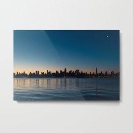 NEW YORK CITY 05 Metal Print