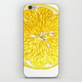 Lemon Slices Graphic Design iPhone Skin