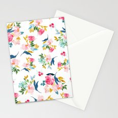 Flower 1717 Stationery Cards