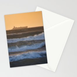 Sunrise Over Ocean Stationery Cards