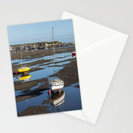 Low Tide at Teignmouth Stationery Cards