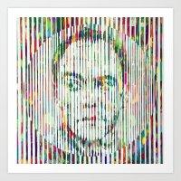 Dave II Art Print