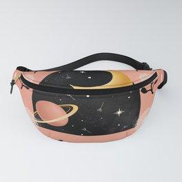 Dandelion Galaxy Fanny Pack