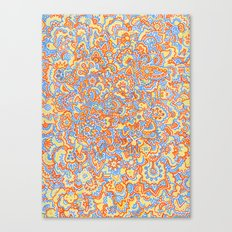 Sunshine Sharpies Canvas Print