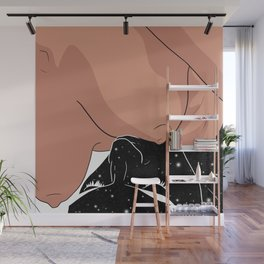 Insomnia Wall Mural
