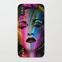 body iPhone & iPod Cases featuring Body by Michaëlis Moshe