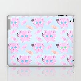 Jigglypuff pattern Laptop & iPad Skin