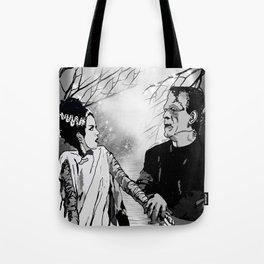 FRANKENSTEIN Tote Bag
