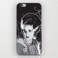 Bride of Frankenstein iPhone & iPod Skin