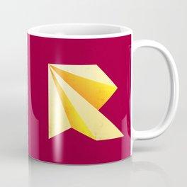 """R"" Drop Cap Coffee Mug"