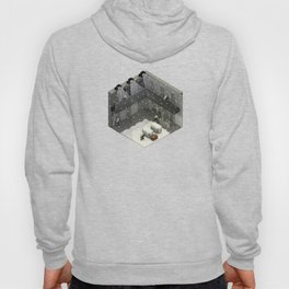 MGS - Shadow Moses Voxel Art Hoody