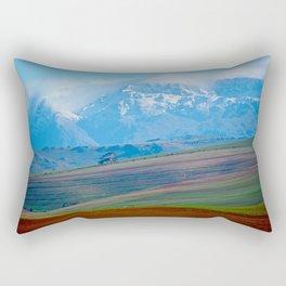 Reviersonderend Berge Friday 13th Rectangular Pillow