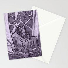 Cernunnos Stationery Cards