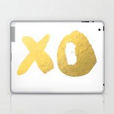 XO gold Laptop & iPad Skin