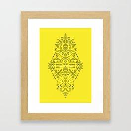 SIMETRIA - III Framed Art Print