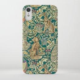 The Forest  William Morris iPhone Case