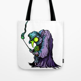 He Will See You Now Tote Bag