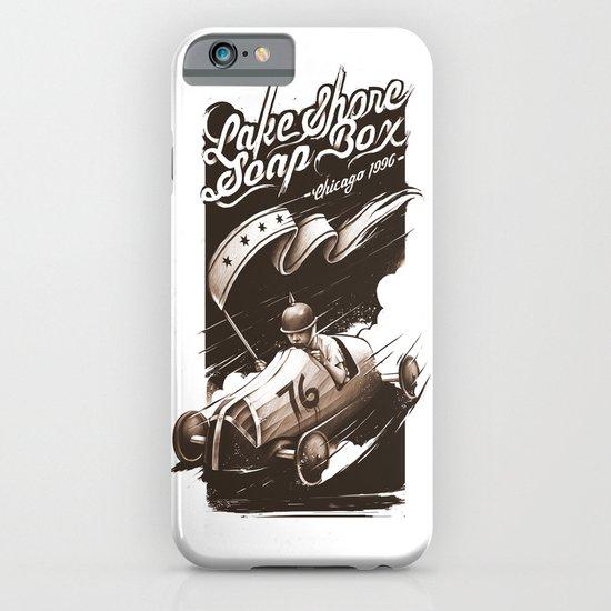 Lake Shore Soap Box iPhone & iPod Case