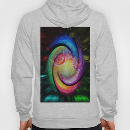 Abstract perfection - Magical Light and Energy Hoody