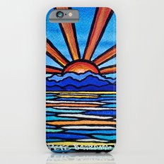 Champlain Sunset Slim Case iPhone 6s