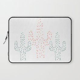 Watercolor Cactus Laptop Sleeve