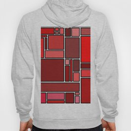 Fifty shades of red Hoody