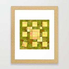 Belgencissa V1 - autumn colours Framed Art Print