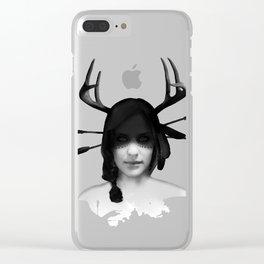 The Völva Clear iPhone Case