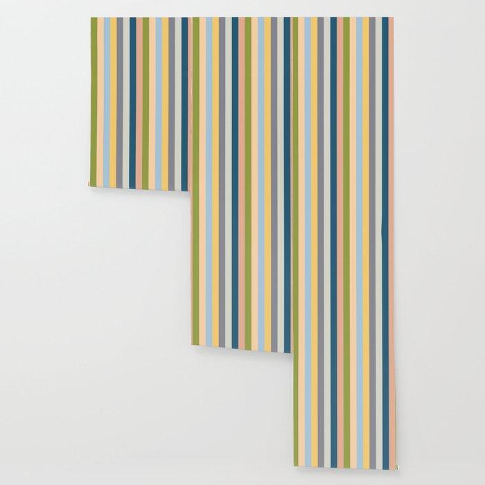 Color palette I Wallpaper