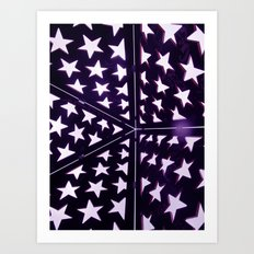 Star Gazing Art Print