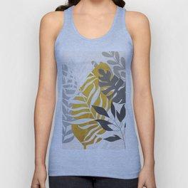 Vibrant Tropical Art I Unisex Tank Top