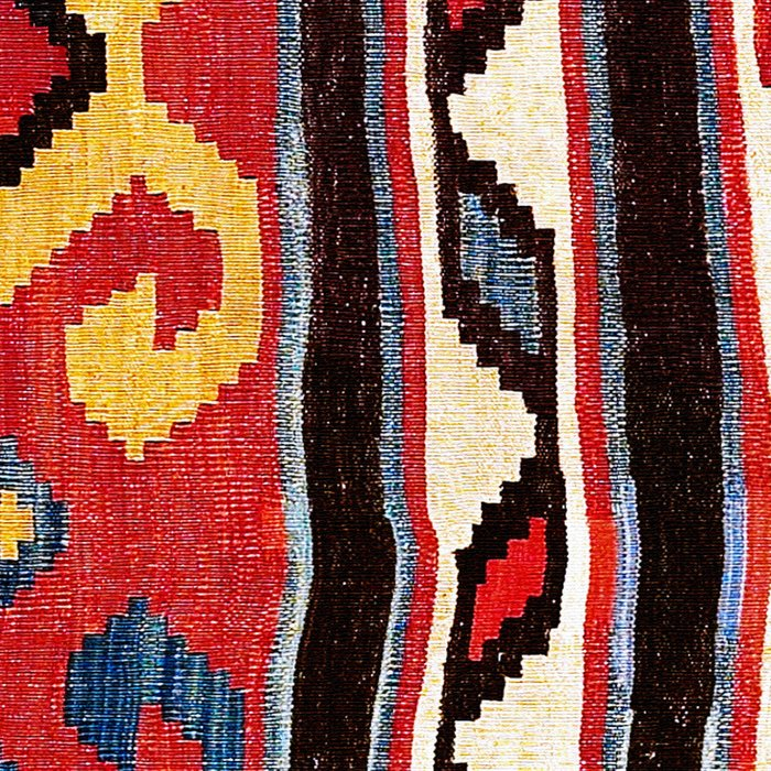 Kazak  Antique Southwest Caucasus Kilim Print Leggings