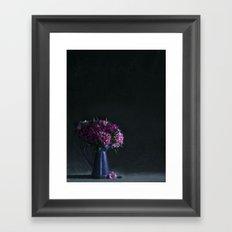 Romance of Peruvian Lilies - Alstroemerias Framed Art Print